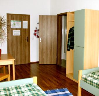 2-Bettzimmer Hostel Leipzig