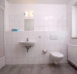Badezimmer Hostels Leipzig