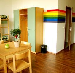 Mehrbettzimmer Hostel Leipzig