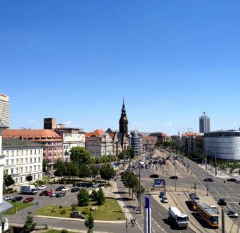 Aussicht Hostel Leipzig