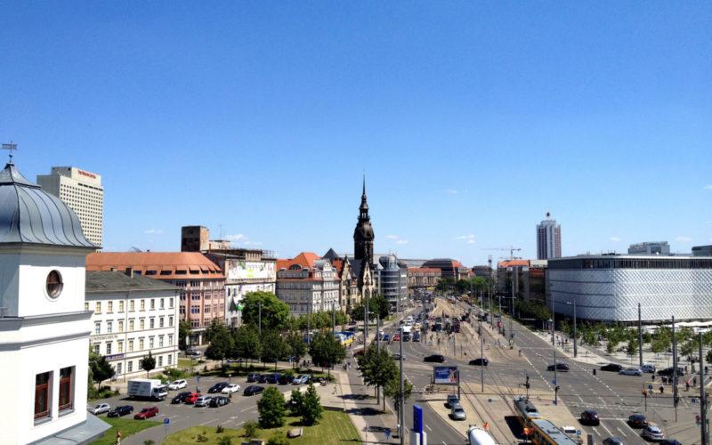 Hostel Leipzig Goerdelerring