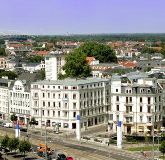 Waldstraßenviertel Hostel Leipzig
