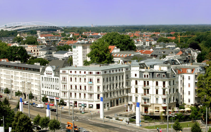 Hostel Leipzig Waldstrassenviertel