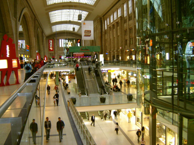 leipzig shopping